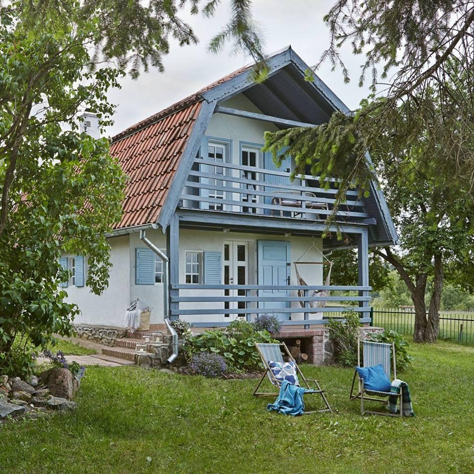 Dom w Dolinie Łąk_miejsca z klimatem na Warmii i Mazurach