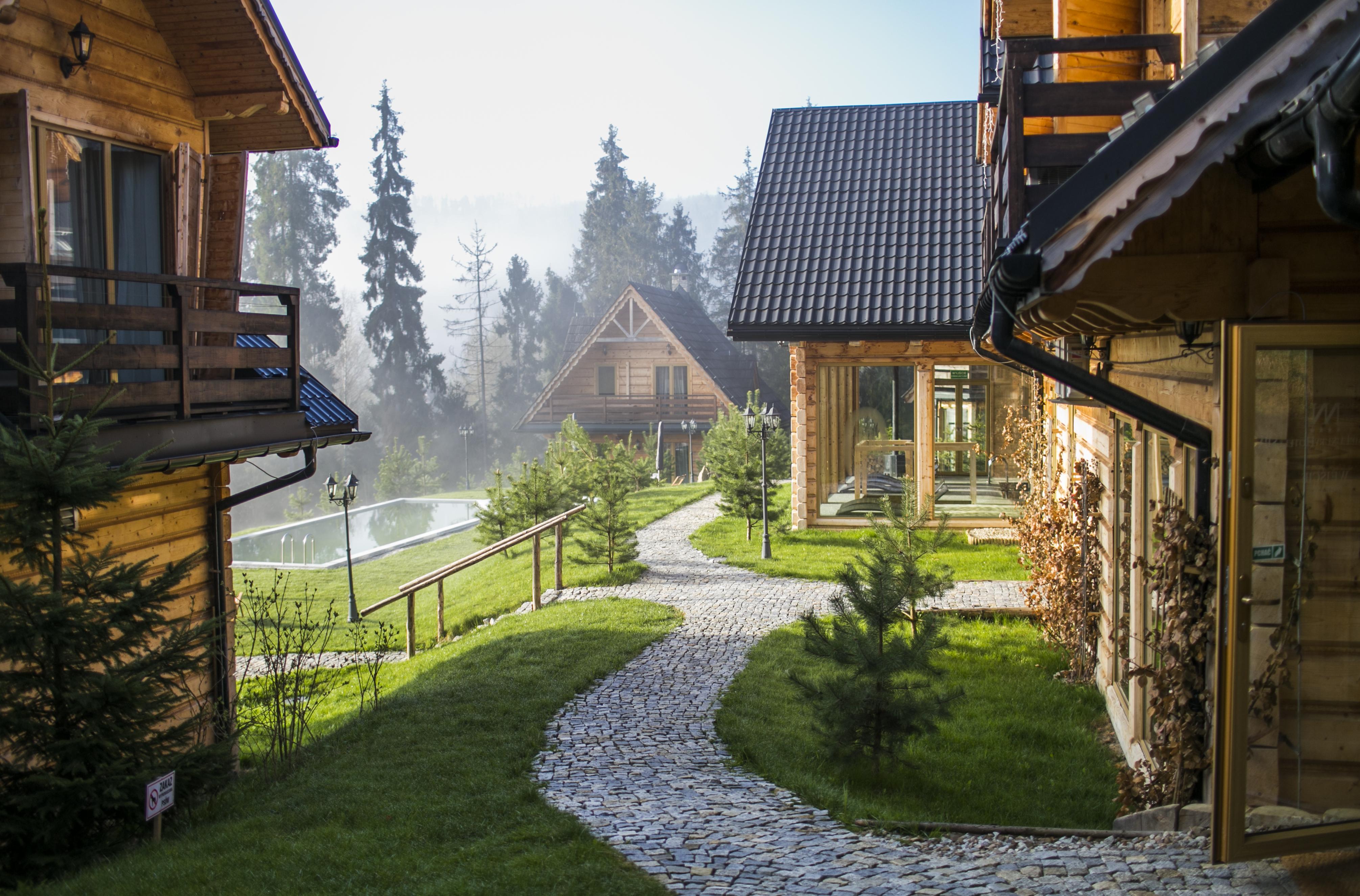 najlepsze miejsca w górach