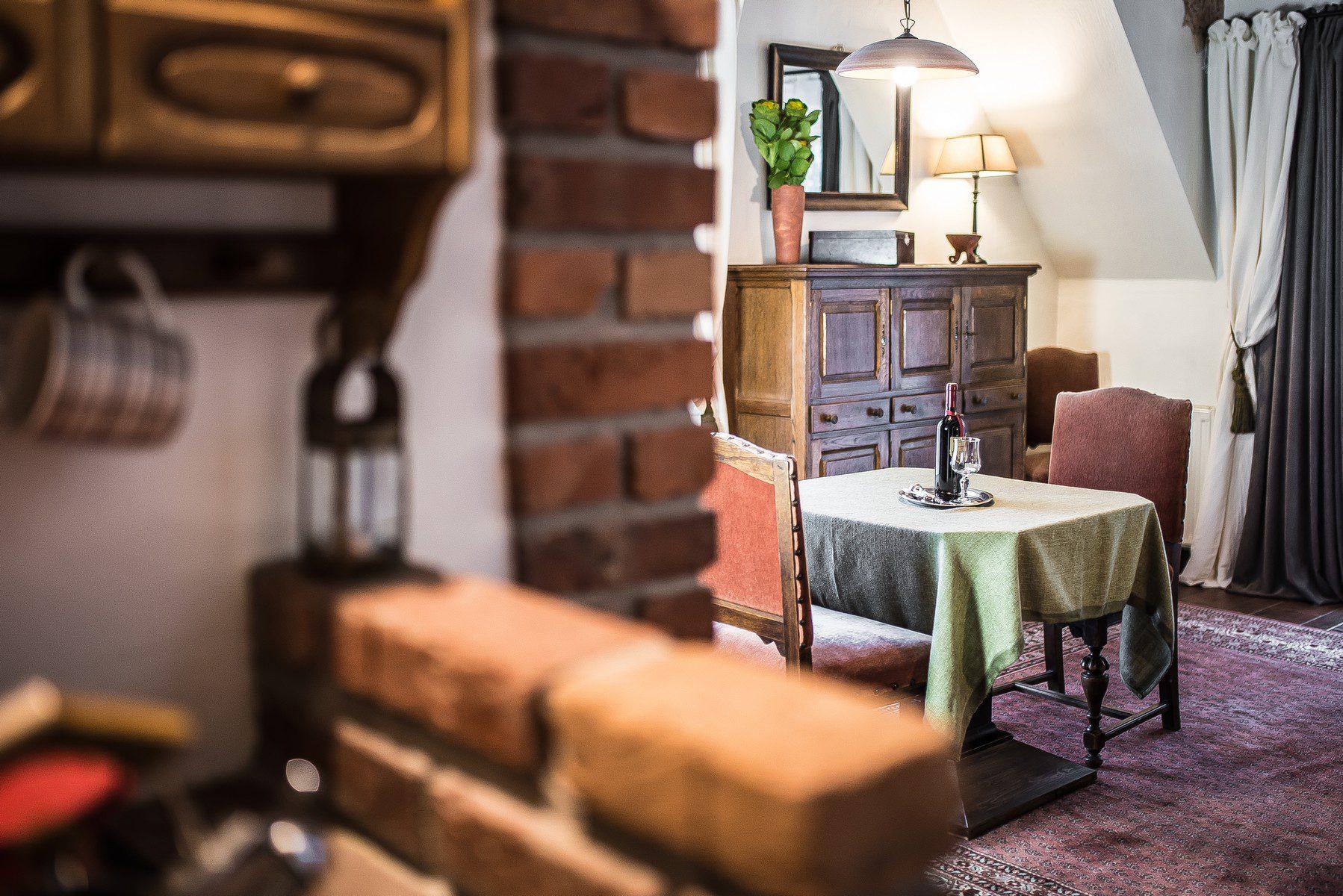 Apartament Cotto toskański klimat pod Tatrami villa Toscana Boutique