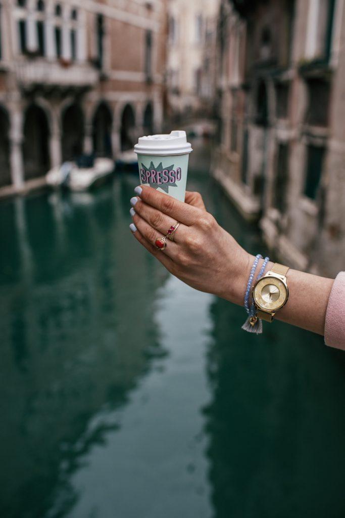 wypić kawę nad Kanałem - done!