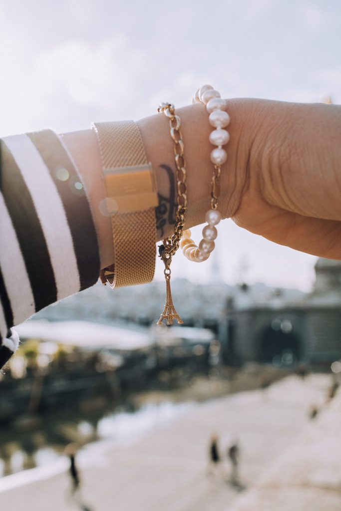 perły Apart, bransoleta i charms Apart, zegarek