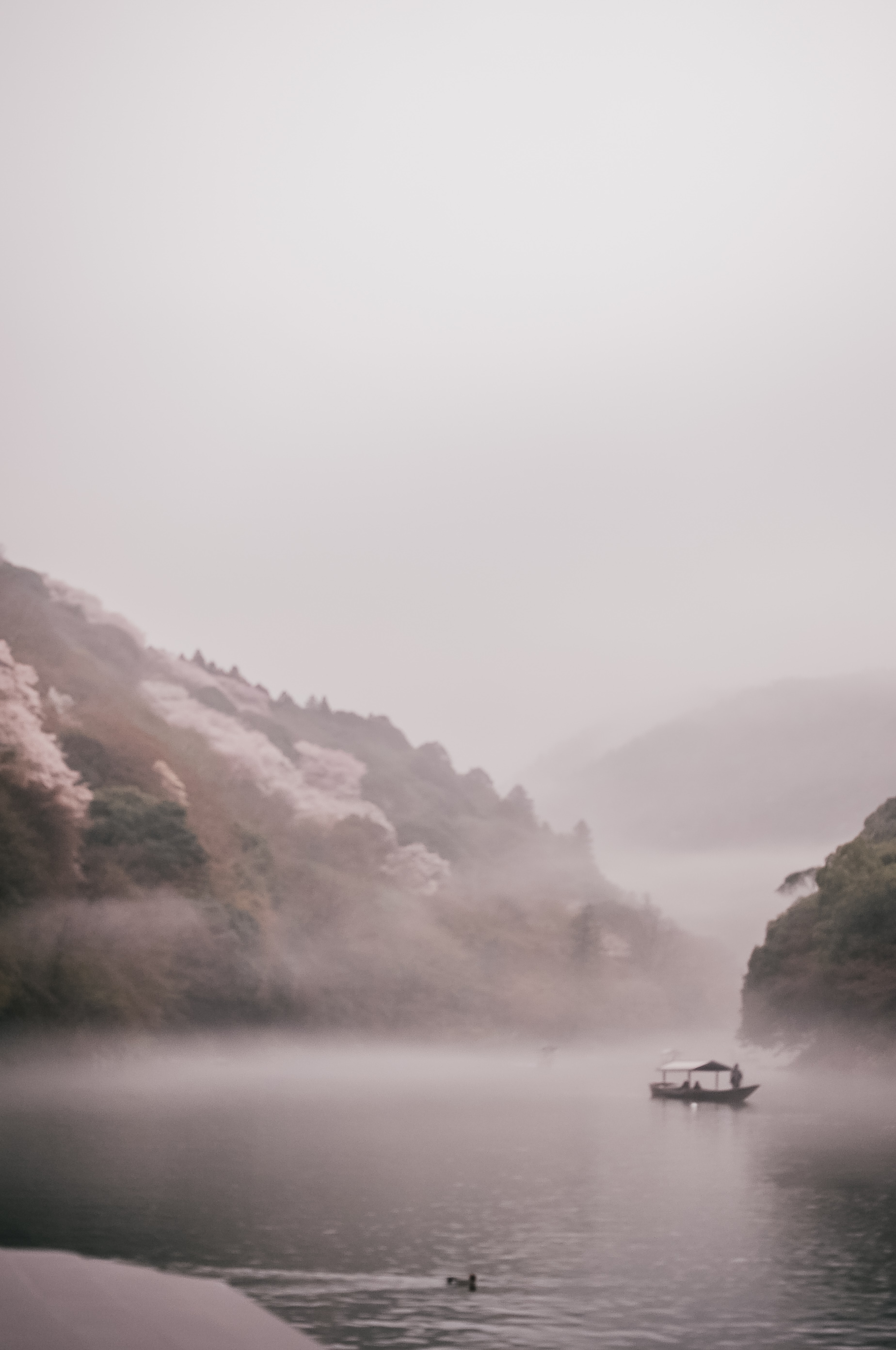 Dopływ do Hoshinoya Kyoto 1