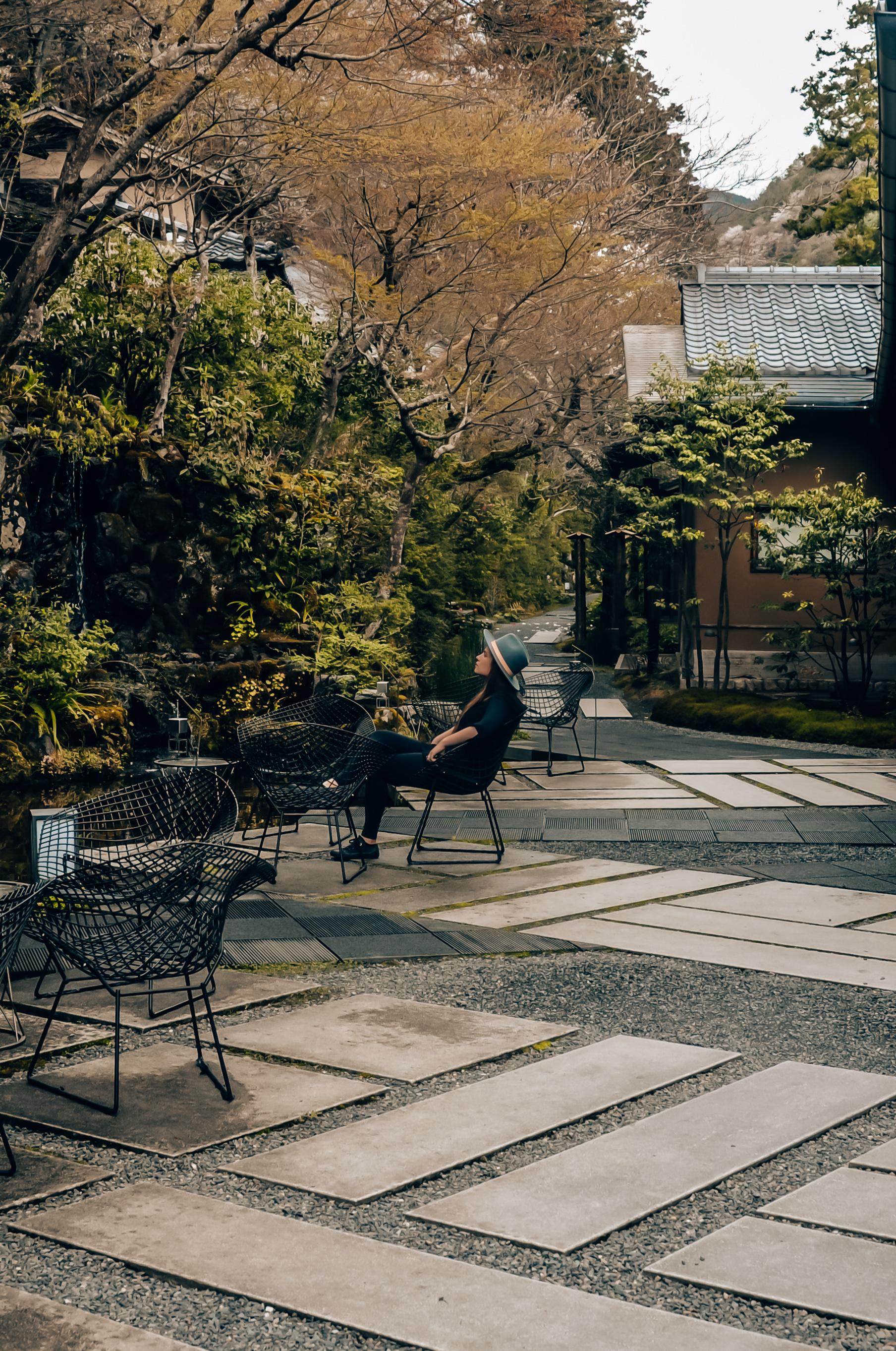 Hoshinoya Kyoto 2